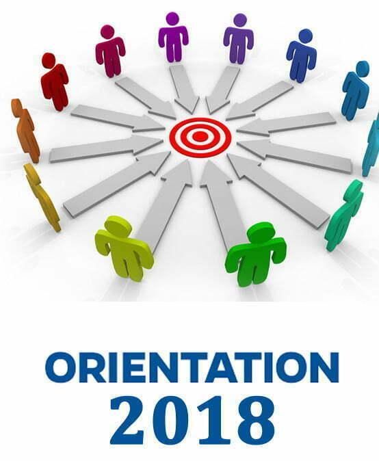 Orientation Programme -2018