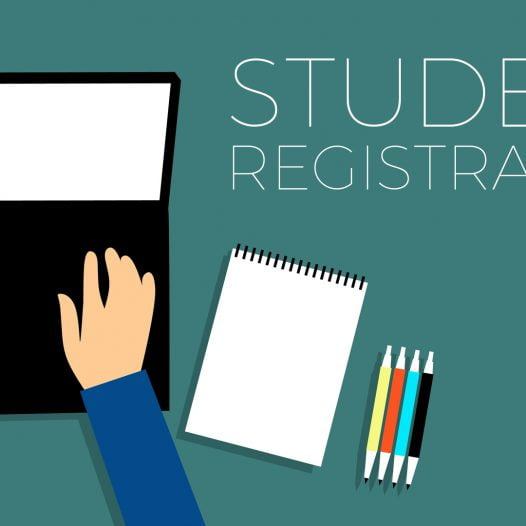 Student Intake 2020 – Student Registration
